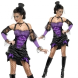 Purple Cleopatra Performance Costume