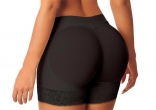 (Plus Size) Black Sexy Carry Buttock Pants