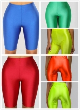 Colors Women Sexy Fluorescent Pants